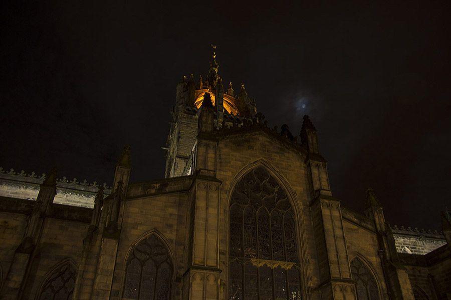 Catedral St. Giles © Conociendo Escocia