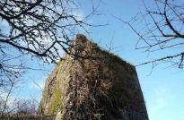 El castillo de Dunollie