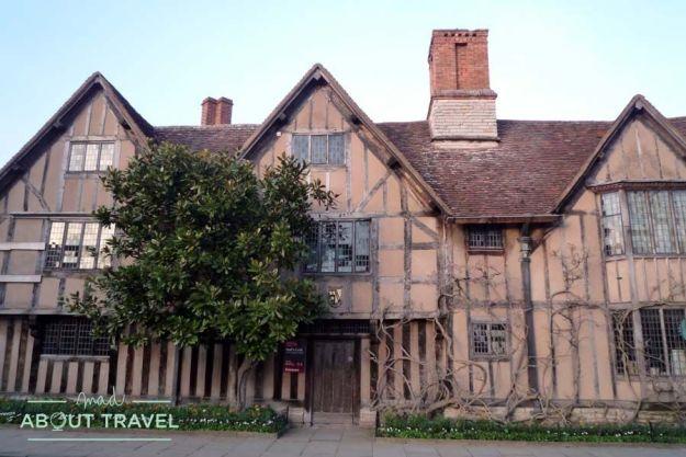 Hall's Croft, la casa de la hija de Shakespeare