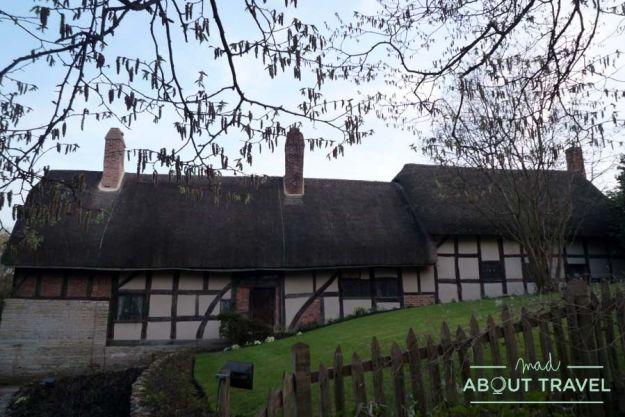 El cottage de Anne Hathaway