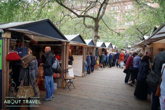 Feria de Artesanía de Edimburgo
