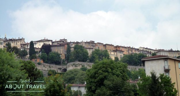 Bérgamo Alta