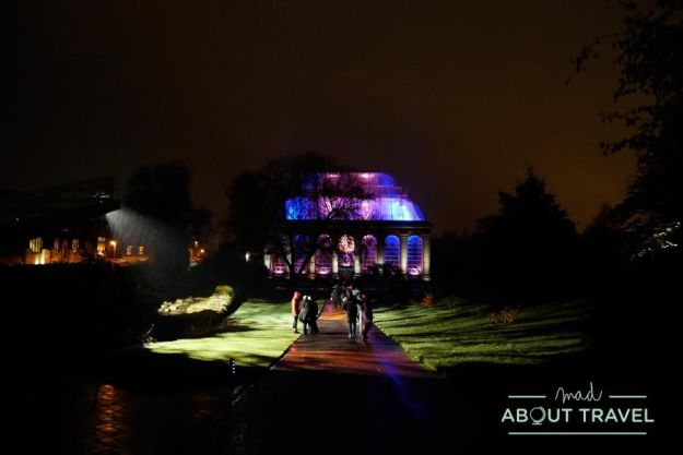 Night in the Garden, Royal Botanic Garden Edinburgh