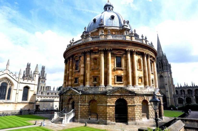 Biblioteca Bodleiana de Oxford