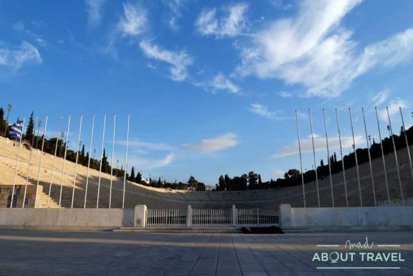 Estadio Panatenaico de Atenas