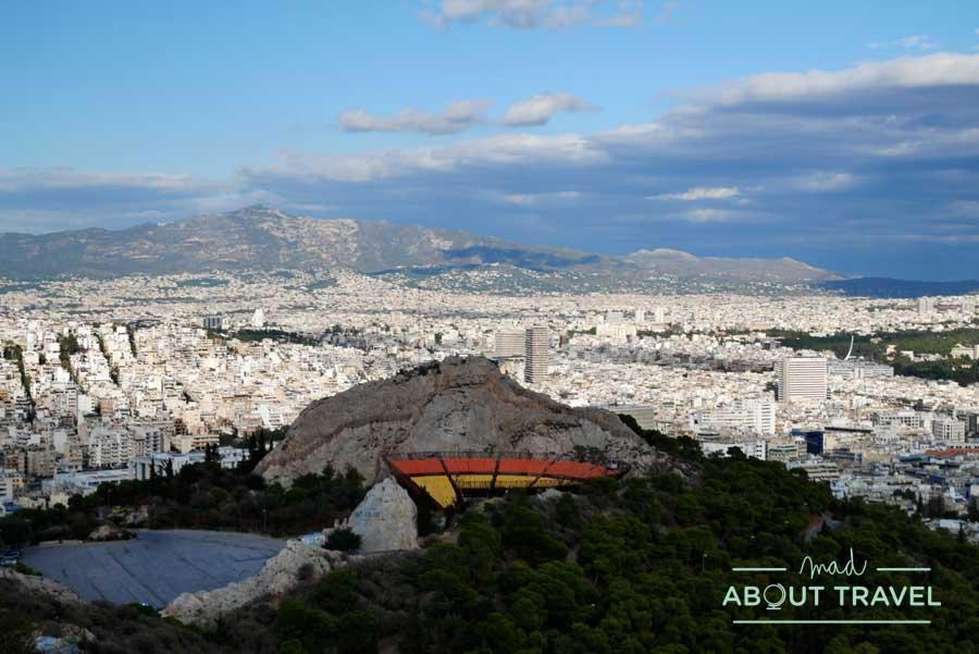 Monte Licabeto en Atenas