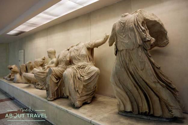 Estación de metro de Atenas