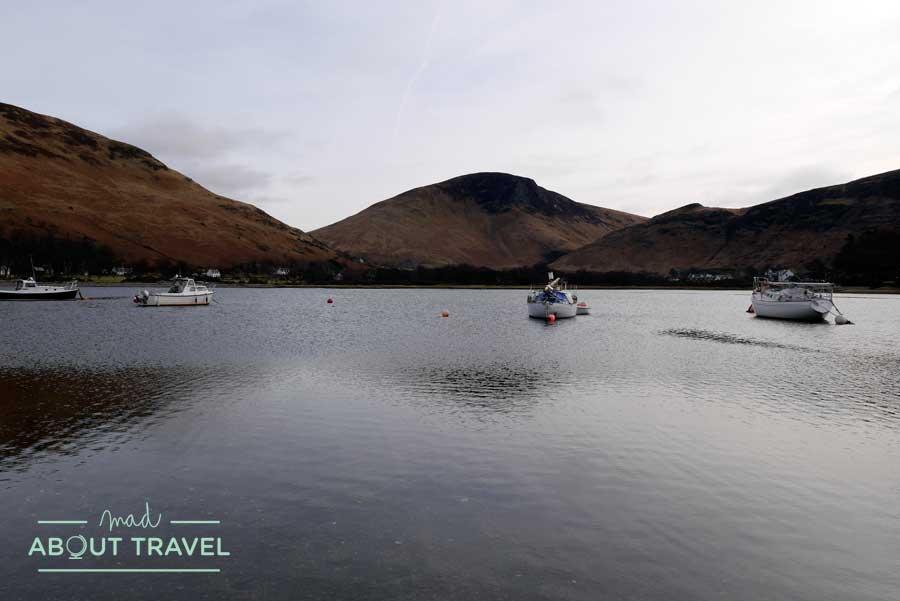 Bahía de Lochranza