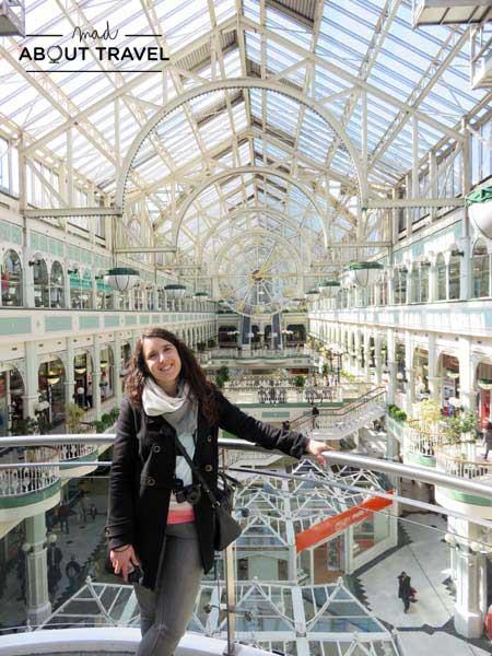 St Stphen's Green Shopping Centre
