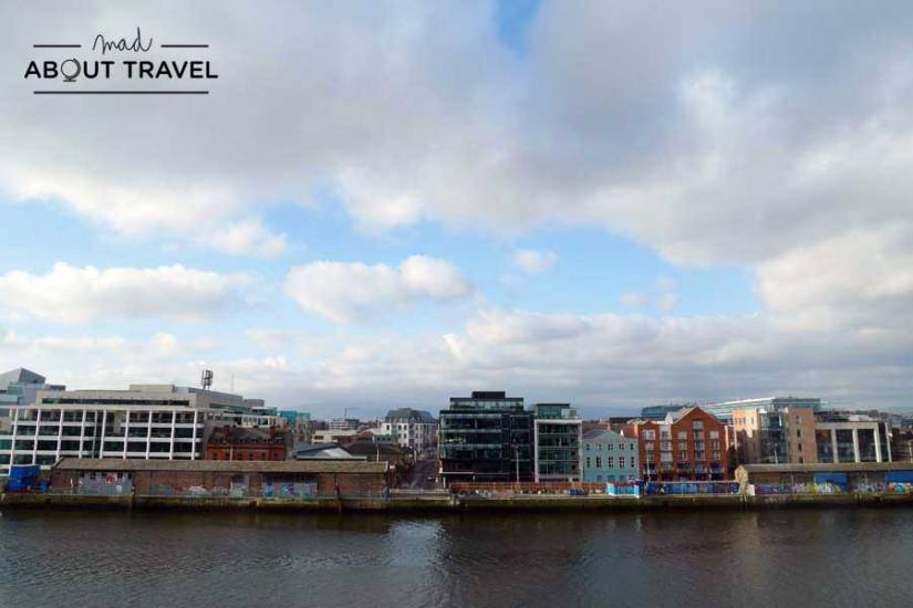 Vistas desde The Spencer Hotel Dublin