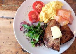 Brunch en Edimburgo Earthy