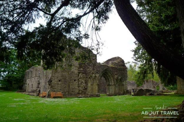 Priorato de Inchmahome en el Lago de Menteith