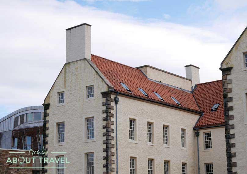 Tour de Outlander en Edimburgo - Queensbury house