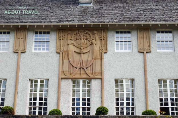 House for an Art Lover en Glasgow
