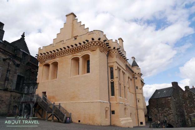 Gran Salón del castillo de Stirling