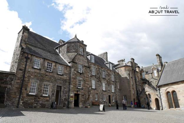 Museo Regimental en el Castillo de Stirling