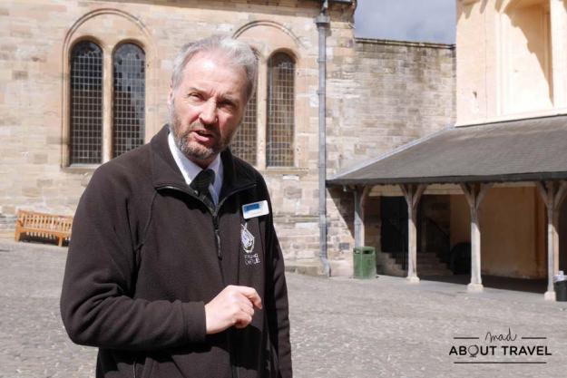 Guía de la visita guiada gratis al Castillo de Stirling