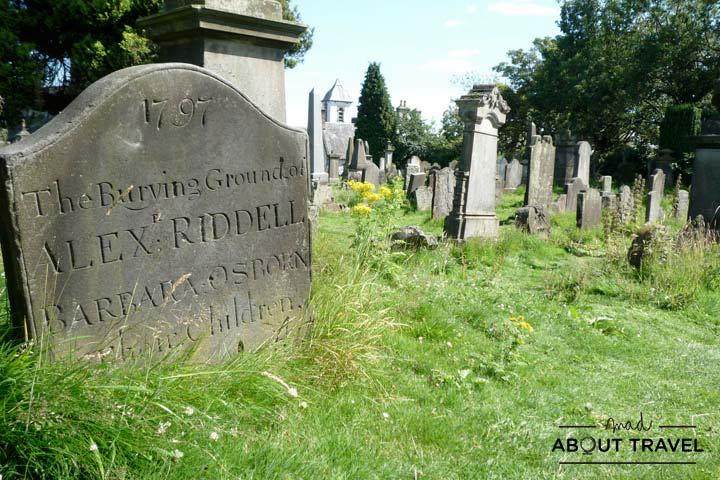 Cementerio de Stirling