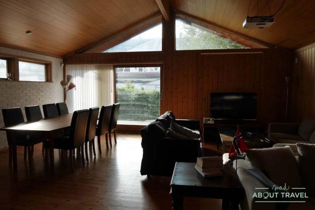 Alojamiento de Airbnb en Trondheim