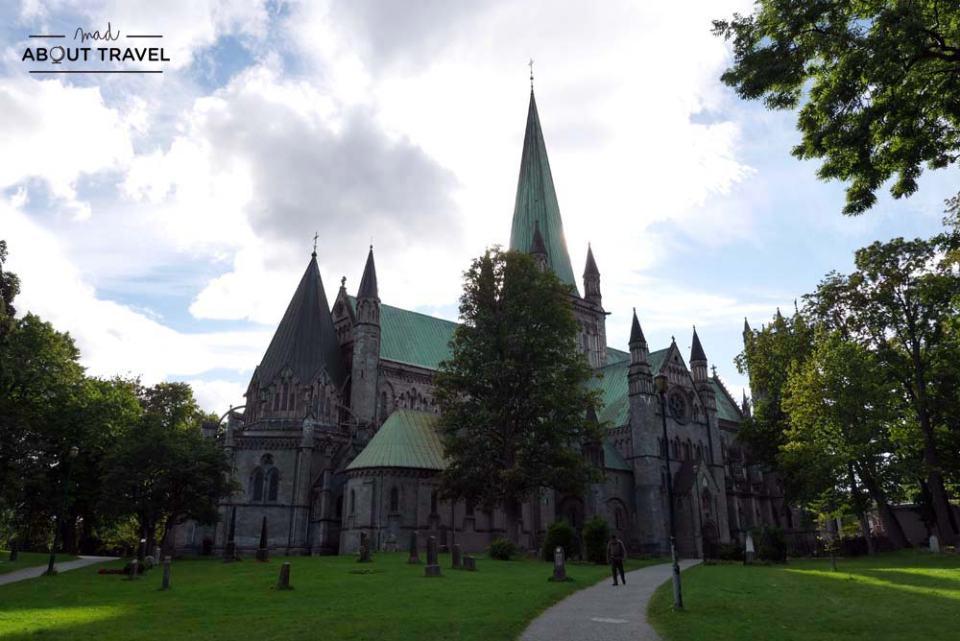 Vistas de Trondheim