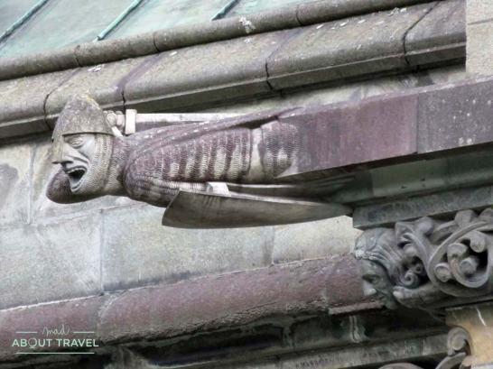 Catedral de Nidaros en Trondheim