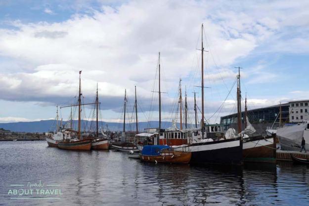 puerto de Trondheim