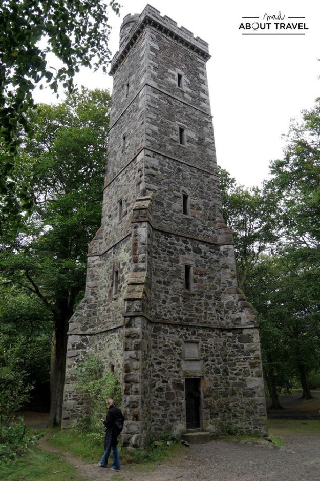 torre de corstorphine, Edimburgo