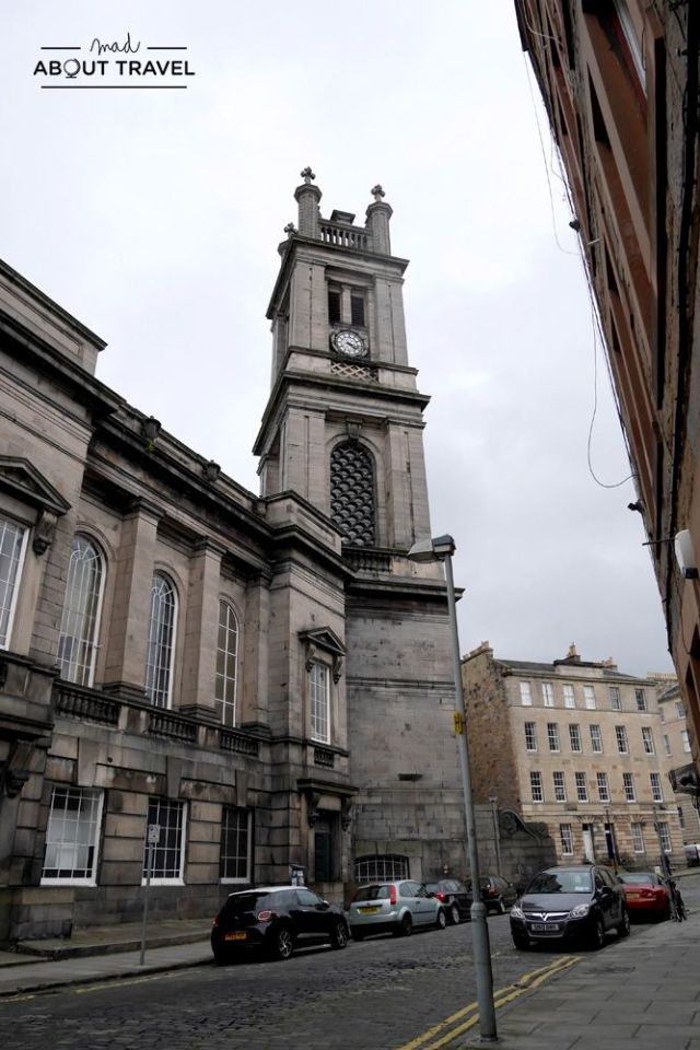 St stephen's Stockbridge en Edimburgo