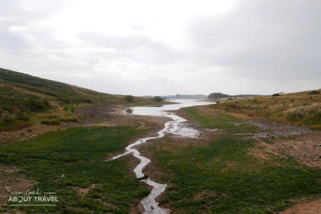 Senderismo en los Pentlands, Escocia