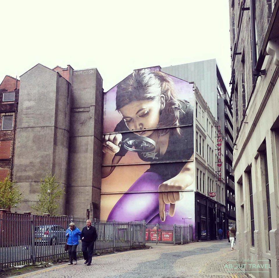 Glasgow Mural Trail