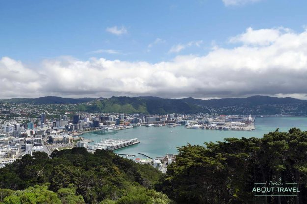 Vistas de Wellington