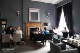 afternoon tea en edimburgo the roxburghe hotel
