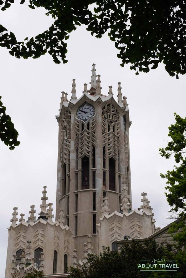 Universidad de Auckland