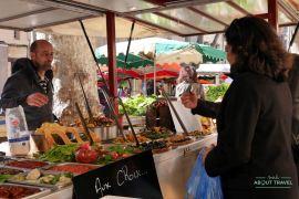 Mercado de Aix en Provence