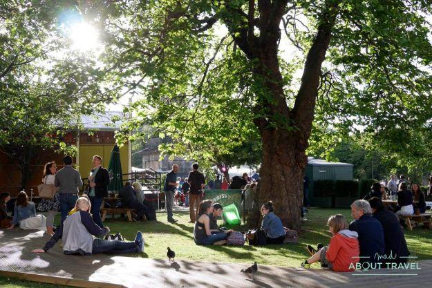 Festival fringe de Edimburgo