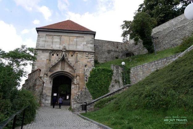 que ver en bratislava en un día castillo de bratislava