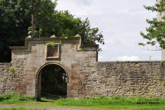 Escenarios de Outlander en Escocia - Lallybroch - Midhope Castle