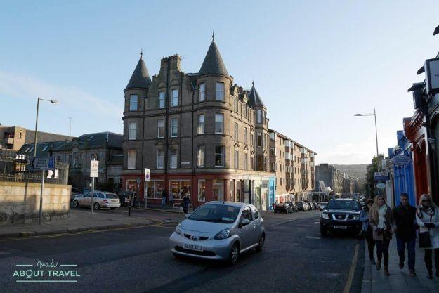 barrio de morningside, Edimburgo