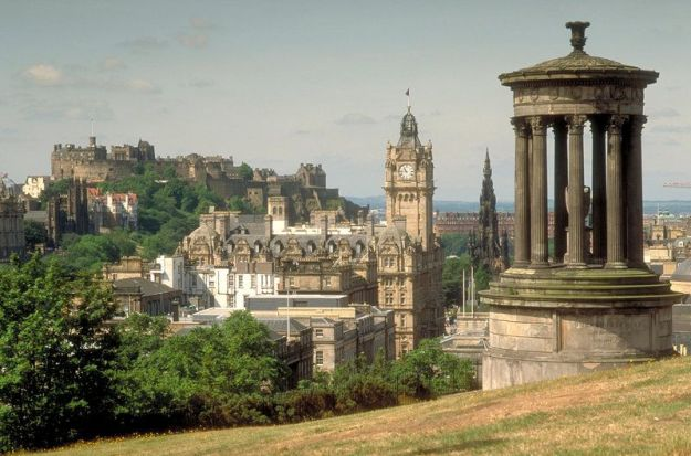Edimburgo Escocia foto de Visit Britain
