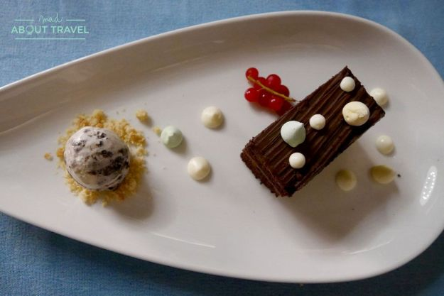 restaurante aqua en el resort coco bodu hithi