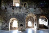 castillo de doune en escocia