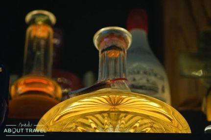 colección de whisky más grande del mundo en la Scotch Whisky Experience de Edimburgo
