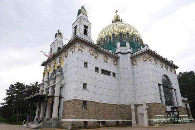 iglesia de otto wagner en Viena