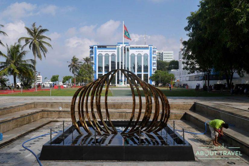 que ver en male: sultan square