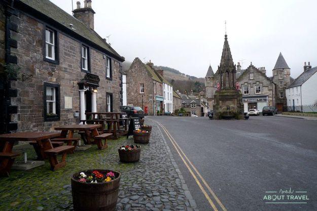 pueblos más bonitos de Escocia: Falkland