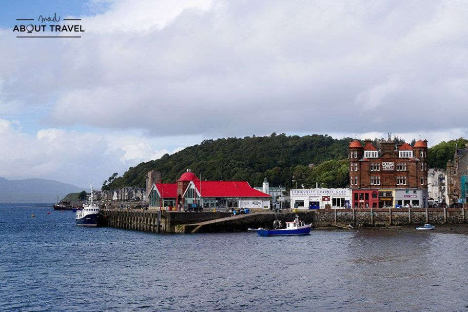 pueblos más bonitos de Escocia: Oban