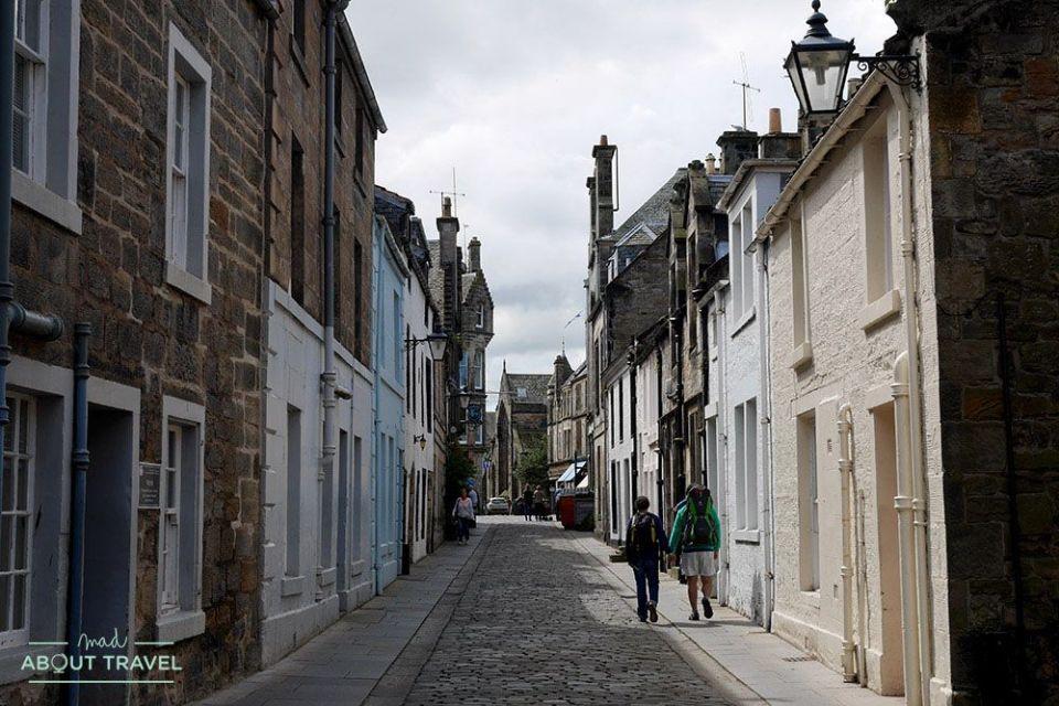 pueblos más bonitos de Escocia: St Andrews