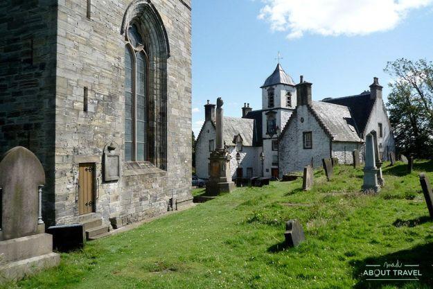 pueblos más bonitos de Escocia: Stirling