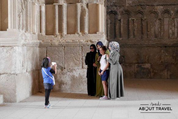 mujeres jordanas