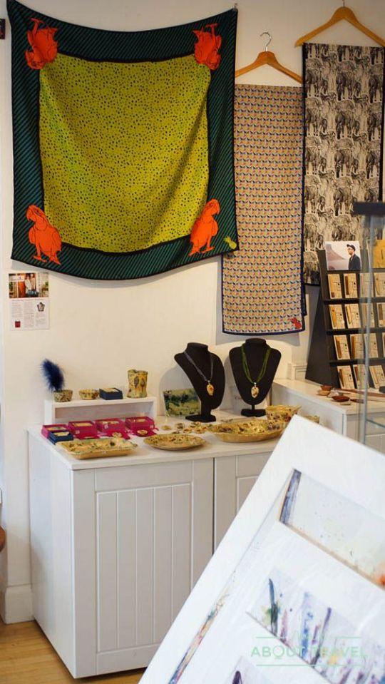 compras en perth: tayberry gallery